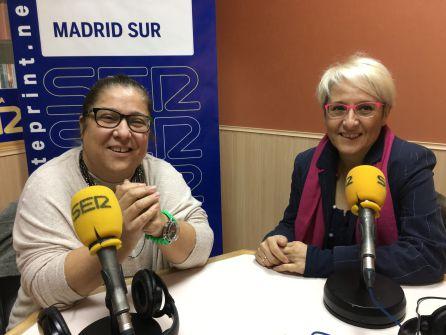 Mónica y Rosana Pereira
